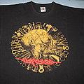 Carcass European Evisceration shirt
