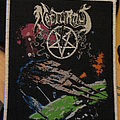 Nocturnus - Patch - Nocturnus Thresholds woven patch