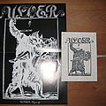 Ulver- Vargnatt leatherbook Other Collectable
