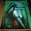 HR Giger Biomechanoid poster Other Collectable