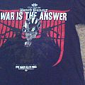 Five Finger Death Punch USA Summer Tour 2011 shirt