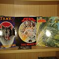 Algy Ward is TANK! Tape / Vinyl / CD / Recording etc