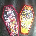 Iron Maiden coffins