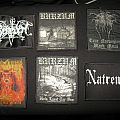 Black Metal Patchs
