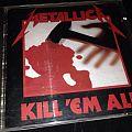 Metallica - Kill 'Em All CD 1985