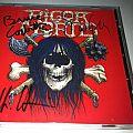 Rigor Mortis - S/T Band Self Reissues CD 2013
