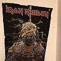 Iron Maiden - Powerslave Backpatch