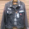 Sadus - Battle Jacket - Denim Longsleeve