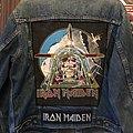 Iron Maiden Denim Jacket