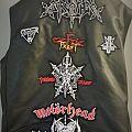 Luke's leather vest Battle Jacket