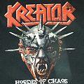 Kreator Aussie Tour 2009 TShirt or Longsleeve