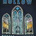Hollow Modern Cathedral blue shirt