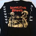 TShirt or Longsleeve - Demolition Hammer - Epidemic of Violence LS
