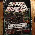 Space Chaser Tour Poster Other Collectable