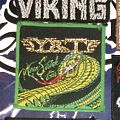 "Y&T ""Mean Streak"" Tour Patch"