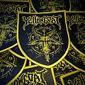 Yellowgoat woven Shield Patch