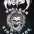 Inepsy - TShirt or Longsleeve - [DIY Stencil] Inepsy - Nuclear Nightmare T-Shirt
