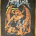 Any Info on this Metallica Backpatch?