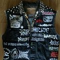 grindcore battle jacket UPDATE