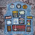 Slayer - Battle Jacket - Blue Denim