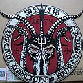 Watain - Patch - Watain Disciples Backpatch