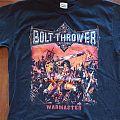 Bolt Thrower - TShirt or Longsleeve - Bolt Thrower Warmaster Shirt M