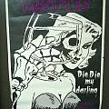 Misfits - Other Collectable - Misfits Die Die My Darling Poster