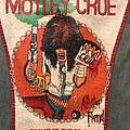 Mötley Crüe - Battle Jacket - Wow did this in 1984, they sent me the picture