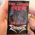"Dismember - ""The Shrine Crew"" Backstage Pass Other Collectable"