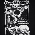 Church of the cosmic skull shirt