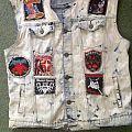 Heavy metal vest!