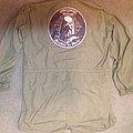 Military parka battle jacket