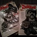 RockHard - 01/17 - Magazine - for Daniel Sodomaniac Other Collectable