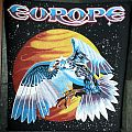 Europe  - Wings of tomorrow - Backpatch