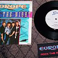 Europe - Rock the night - Limited Edition Single