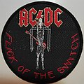AC/DC - Patch - AC/DC - Flick of the switch - Patch