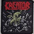 Kreator - Patch - Kreator - Pleasure to kill - Patch