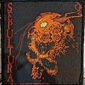 Sepultura - Patch - Sepultura - Beneath the remains - Patch