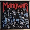 Manowar - Patch - Manowar - Fighting the world - Patch