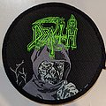 Death - Leprosy - Patch