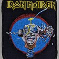 Iron Maiden - Patch - Iron Maiden - Can i play with madness - Patch