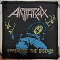 Anthrax - Patch - Anthrax - Spreading the disease - Patch