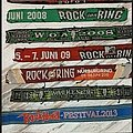 Wristbands Wacken, Rock am Ring, Rock hard, Metalfest Other Collectable