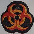 Biohazard - Patch - Biohazard - Logo - Patch