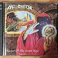 Helloween - Tape / Vinyl / CD / Recording etc - Helloween - Keeper of the seven keys I & II - DCD