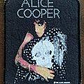 Alice Cooper - Skull jacket - Patch