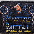 Masters of Metal - Manowar - Patch