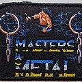Manowar - Patch - Masters of Metal - Manowar - Patch