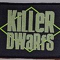 Killer Dwarfs - Patch - Killer Dwarfs - Logo - Patch