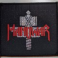 Manowar - Sign of the hammer - Patch
